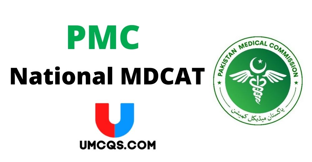 PMC National MDCAT